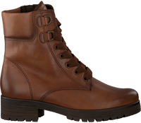 GABOR Bottines à lacets 095 en cognac  - medium