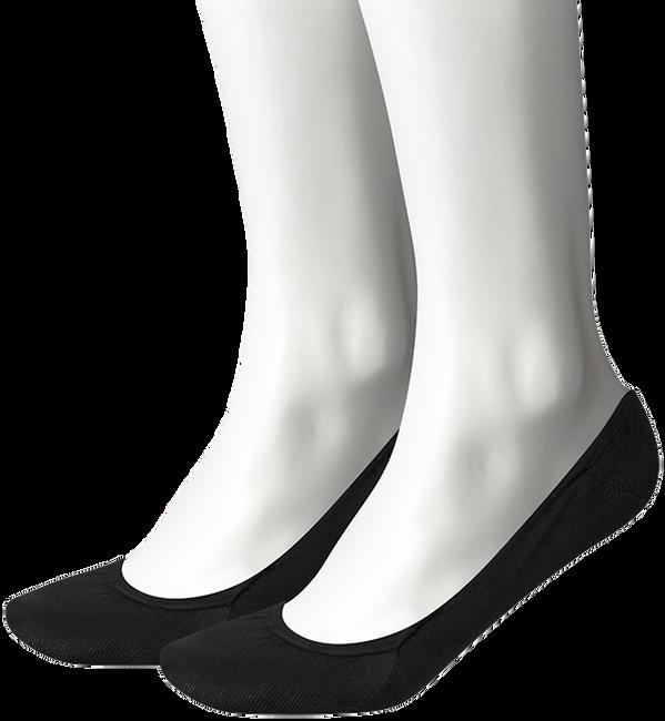 TOMMY HILFIGER Chaussettes WOMEN REGULAR STEP en noir - large