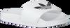 ADIDAS Claquettes ADILETTE LITE J en blanc  - small