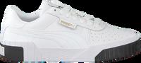 Witte PUMA Sneakers CALI WN'S  - medium