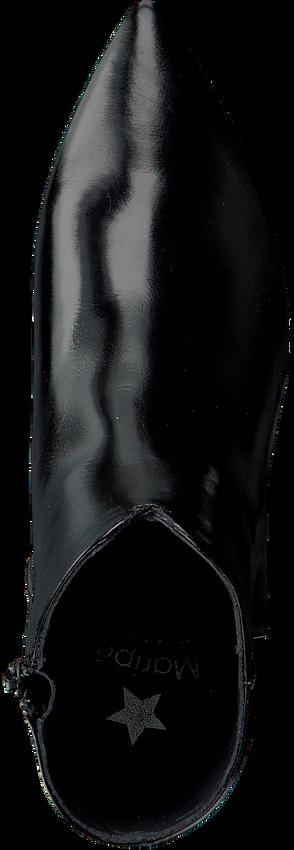 Zwarte MARIPE Enkellaarsjes 27372 - larger