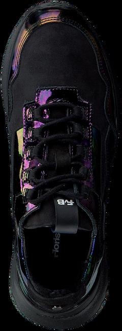 FLORIS VAN BOMMEL Baskets 85293 en noir  - large