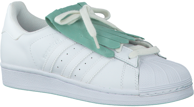 SNEAKER BOOSTER Bonbons des chaussures UNI + SPECIAL en vert - large