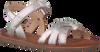 APPLES & PEARS Sandales FANNY en argent  - small