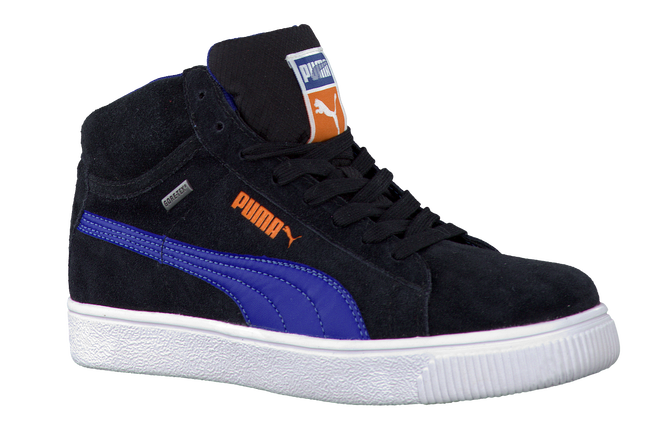 PUMA Baskets 352381 en noir - large