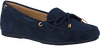 MICHAEL KORS Mocassins SUTTON MOC en bleu - small