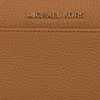 MICHAEL KORS Porte-monnaie POCKET ZA en cognac - small