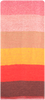 NOTRE-V Foulard CORTNEY en rouge  - small