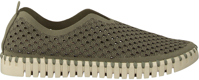 Groene ILSE JACOBSEN Instappers TULIP3275 - large