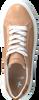 MARIPE Baskets basses 30421 en beige  - small