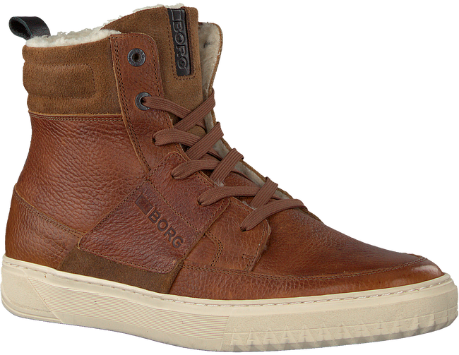 Cognac BJORN BORG Sneakers COLLIN HIGH  - large