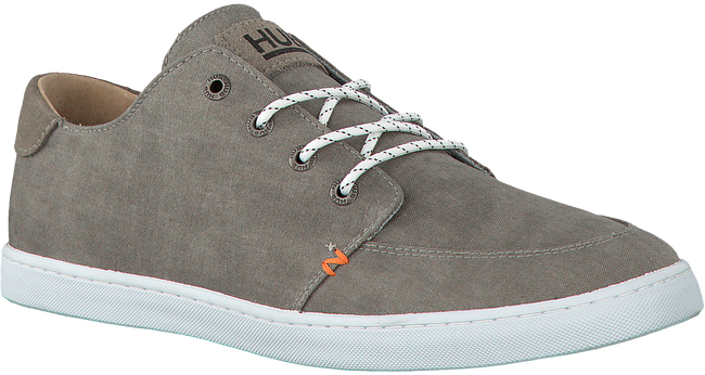 Grijze HUB Sneakers BOSS - large