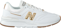 Witte NEW BALANCE Lage sneakers CW997  - medium