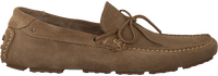 MAZZELTOV. Loafers 34902 en taupe  - medium