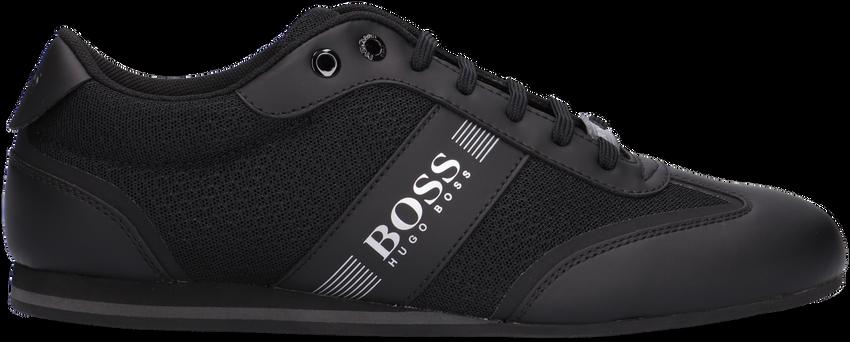 HUGO BOSS Baskets LIGHTER LOWP MXME en noir - larger