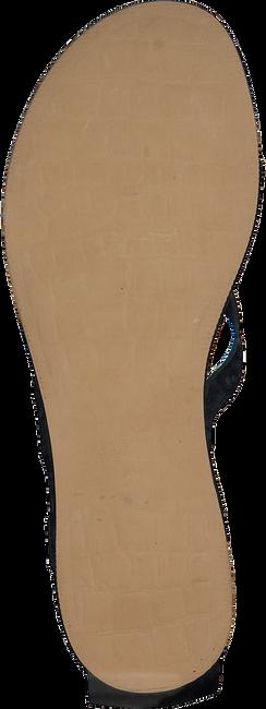 FRED DE LA BRETONIERE Sandales 170010111 en noir  - large