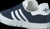 ADIDAS Baskets GAZELLE J en bleu - small