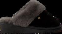 WARMBAT Chaussons ALICE en noir  - medium