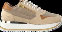Beige RED-RAG Lage sneakers 76754  - medium