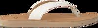 Witte UGG Slippers TAWNEY  - medium