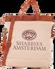 SHABBIES Sac bandoulière 261086 en beige - small