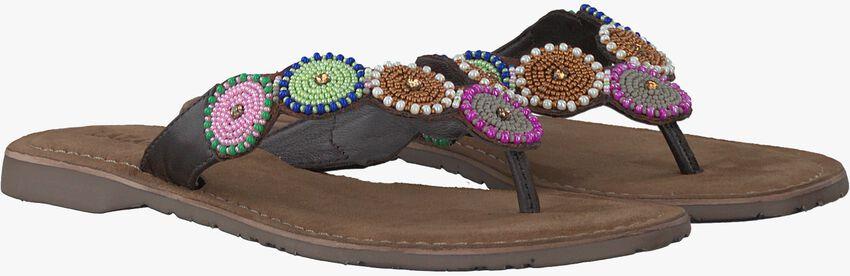 Meerkleurige LAZAMANI Slippers 75.451  - larger