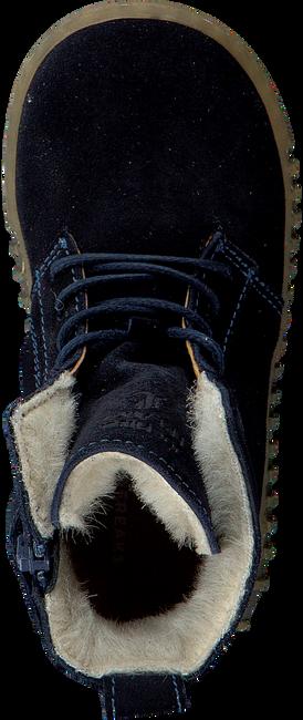 JOCHIE & FREAKS Bottes hautes 17162 en bleu - large