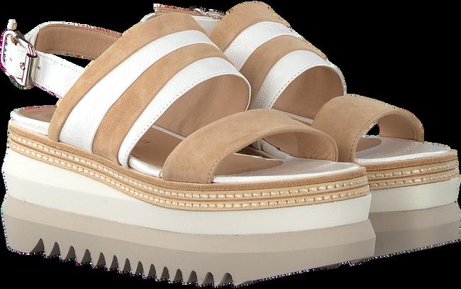 LAURA BELLARIVA Sandales 5240B en beige  - large