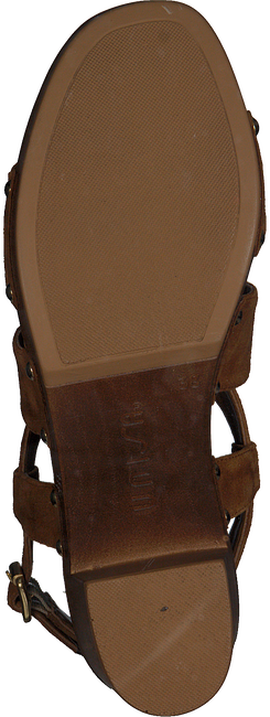 Bruine UNISA Sandalen TERRAT  - large