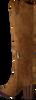 NOTRE-V Bottes hautes BY6606X en cognac  - small