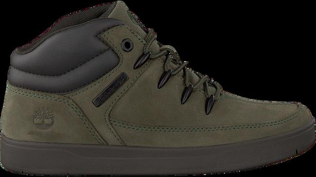 Groene TIMBERLAND Sneakers DAVIS SQUARE EUROSPRINT KIDS  - large