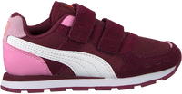 Rode PUMA Lage sneakers VISTA V PS  - medium