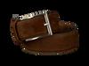 VAN BOMMEL Chaussures à lacets 1022 en cognac - small