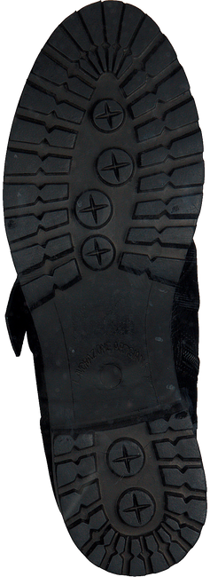 OMODA Bottines à lacets 47157  PL en noir - large