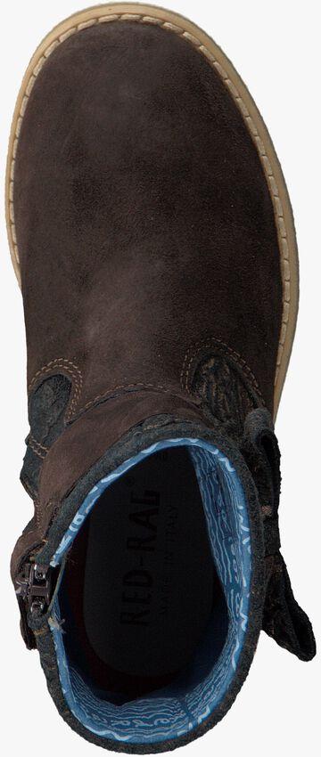 Bruine RED-RAG Lange laarzen 15250  - larger