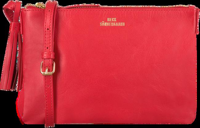 BECKSONDERGAARD Sac bandoulière LYMBO en rouge  - large