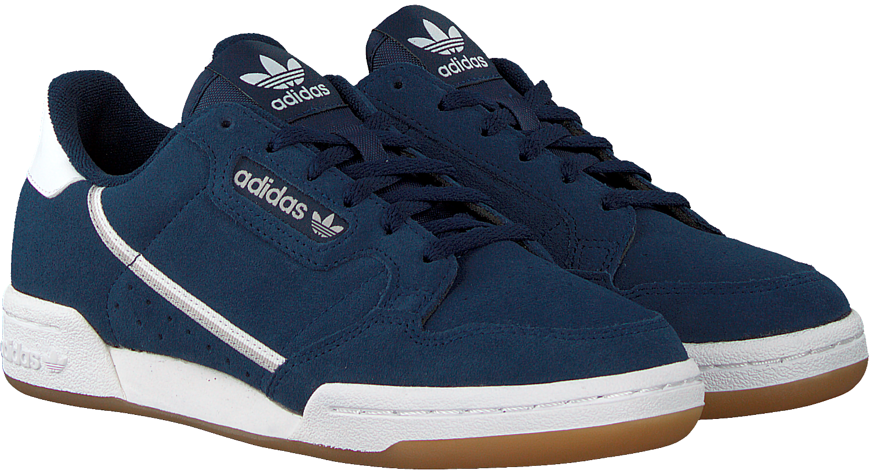 Blauwe ADIDAS Sneakers CONTINENTAL 80 J | Omoda