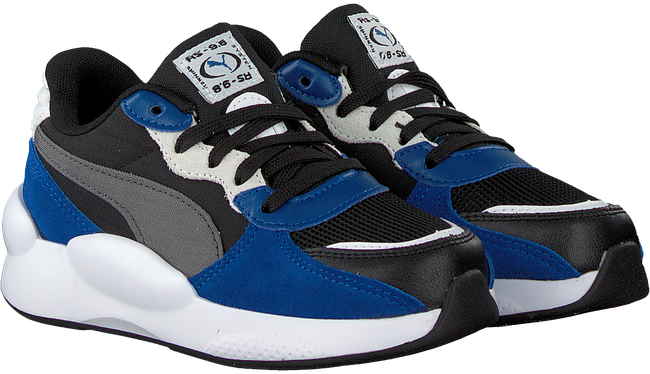 PUMA Baskets RS 9.8 SPACE JR en bleu  - large
