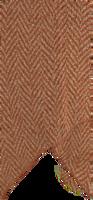 Oranje Yehwang Sjaal WINTER ZIGZAG  - medium