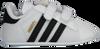 ADIDAS Chaussures bébé SUPERSTAR CRIB en blanc - small
