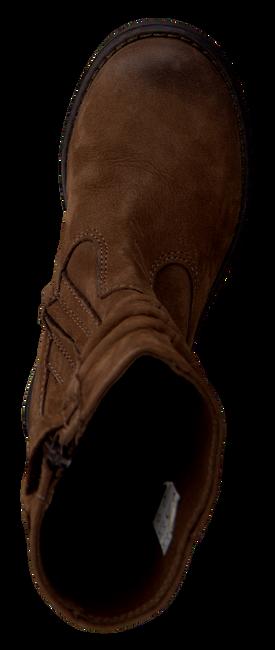 Bruine OMODA Lange laarzen 4070  - large