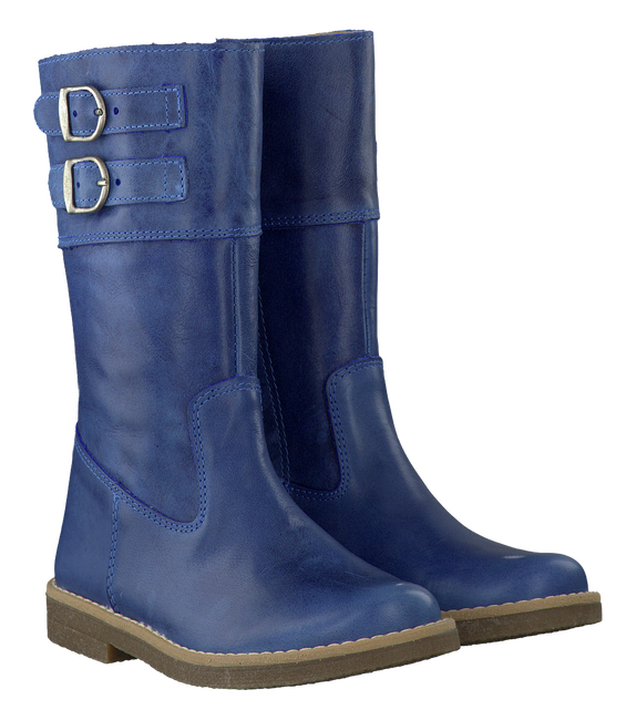 OMODA Mocassins 2917 KIDS en bleu - large