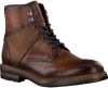 GIORGIO Chaussures à lacets HE59614 en marron - small