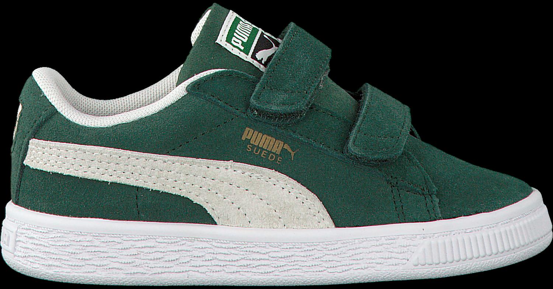 eb12efa2aa3 Groene PUMA Sneakers SUEDE CLASSIC INF - large. Next