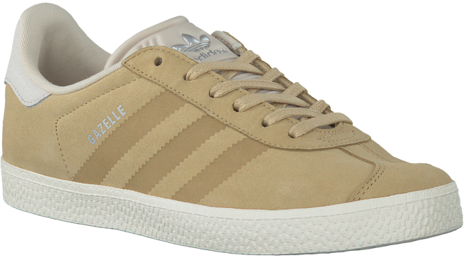 ADIDAS Baskets GAZELLE FASHION KIDS en beige