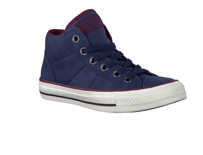 Blue CONVERSE shoe AS CYPHE MID  - large