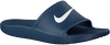 NIKE Tongs KAWA SHOWER (GS/PS) en bleu  - small