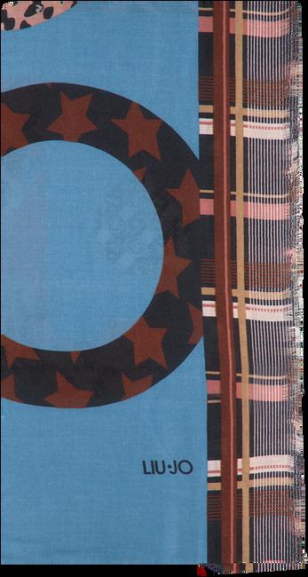 LIU JO Foulard STOLA 70 X 180 LIU JO MIX en multicolore  - large