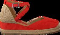 UNISA Espadrilles CAUDE en rouge  - medium