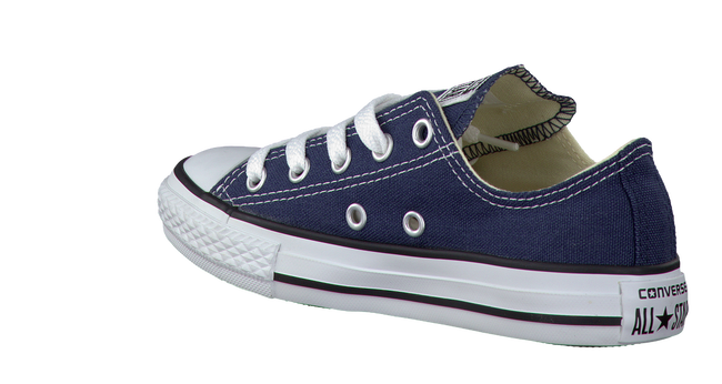CONVERSE Baskets OX CORE K en bleu - large